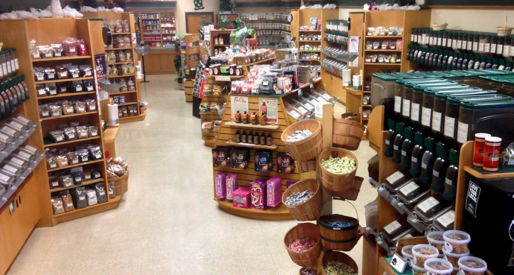 an overview photo of our store